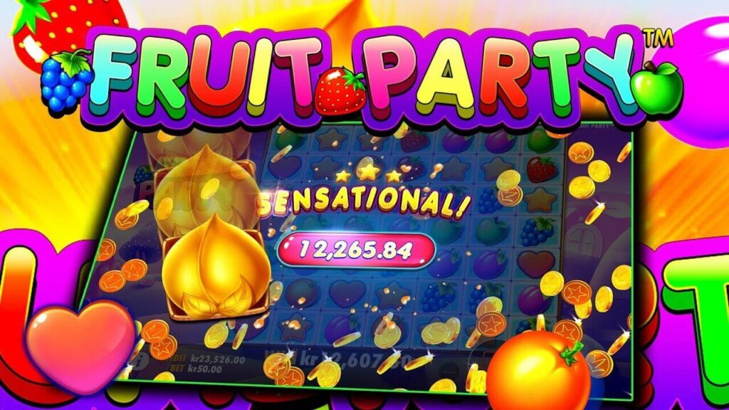 Fruit Party Prgamatic Play
